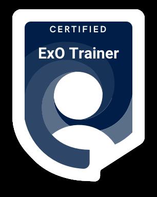 ExO Trainer Badge